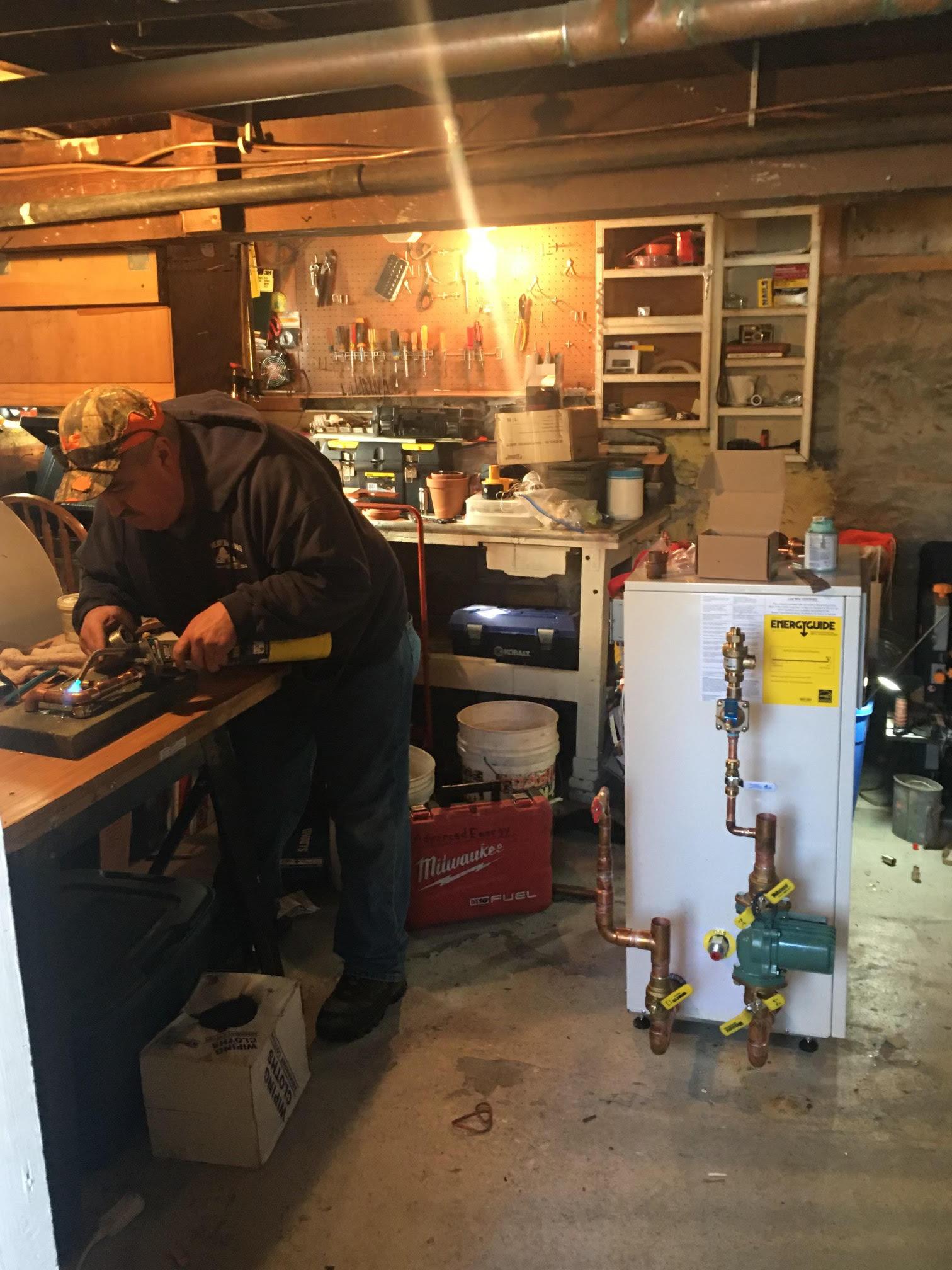 Advanced Energy Furnace Installation